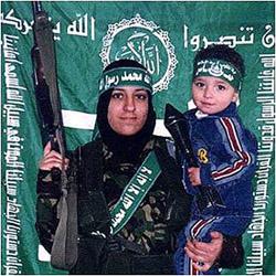 female terrorists